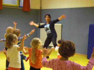 kindertanzturnen